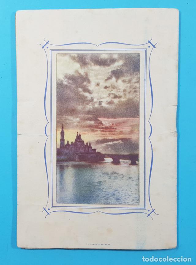 Libros de segunda mano: MISA ESCOLAR MELODIADA, IGNACIO SUDUPE, COMISION CATEQUISTICA DIOCESANA ZARAGOZA 1948 30 PAGINAS - Foto 4 - 278190663