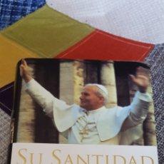 Libros de segunda mano: LIBRO SU SANTIDAD JUAN PABLO II Y LA HISTORIA OCULTA DE NUESTRO TIEMPO (1° EDICIÓN). Lote 280660728