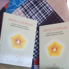Libros de segunda mano: LIBROS ARPAS ETERNAS TOMOS 2, 3, 4 Y 5 ( PRECINTADO). Lote 280870488