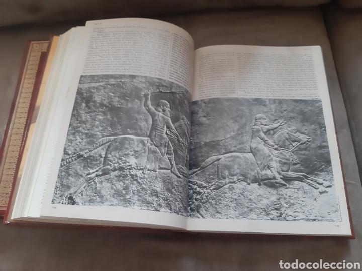 Libros de segunda mano: Libro 4 Tomo La Biblia, Mensaje Vivo (1° Edición 1980) -Susaeta Rialp- - Foto 6 - 280916828
