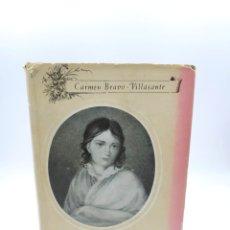 Libros de segunda mano: VIDA DE BETTINA BRENTANO. DE GOETHE A BEETHOVEN. CARMEN BRAVO VILLASANTE. Lote 282969448
