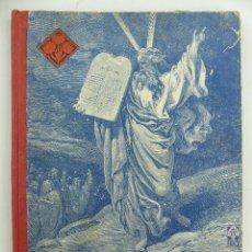 Livres d'occasion: HISTORIA SAGRADA PRIMER GRADO POR EDELVIVES. Lote 285414083
