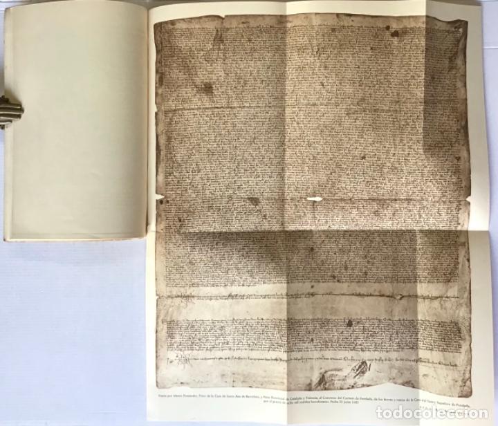 Libros de segunda mano: CASAS RELIGIOSAS DE LA COMARCA AMPURDANESA. Memoria... - MATEU PLA, Miguel y LLOPART VILALTA, Amadeo - Foto 4 - 287248423