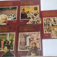 Libros de segunda mano: 2000 AÑOS DE CRISTIANISMO. SEDMAY EDICIONES. Lote 287987498