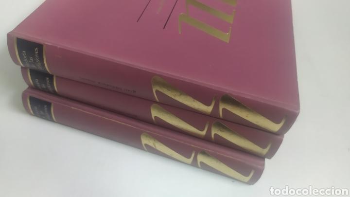 Libros de segunda mano: Historia de las religiones. Gran biblioteca de Marín y Las razas humanas. Instituto Gallach - Foto 3 - 287998413