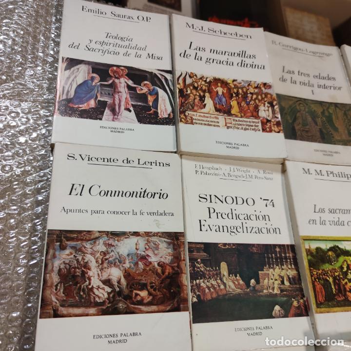 Libros de segunda mano: Lote de 33 libros. Teología, Cristianismo, Religión, pensamiento, escritos doctrinales,etc.Siglo XX. - Foto 2 - 288001383