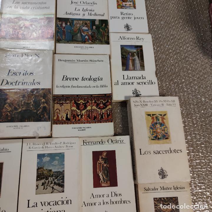 Libros de segunda mano: Lote de 33 libros. Teología, Cristianismo, Religión, pensamiento, escritos doctrinales,etc.Siglo XX. - Foto 10 - 288001383