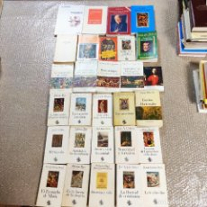 Libros de segunda mano: LOTE DE 28 LIBROS. TEOLOGÍA, CRISTIANISMO, RELIGIÓN, PENSAMIENTO, ESCRITOS DOCTRINALES,ETC.SIGLO XX.. Lote 288002183