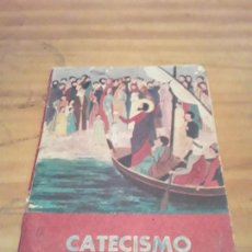 Libros de segunda mano: CATECISMO DE LA DOCTRINA CRISTIANA.SEGUNDO GRADO.TEXTO NACIONAL.1962.72 PAGINAS.. Lote 288602458