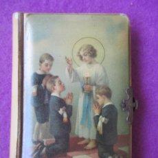 Libros de segunda mano: MISALITO CAMINO DEL CIELO DECIMO NOVENA EDICION 1929 148 HOJAS. Lote 288614353