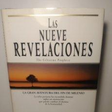 Libros de segunda mano: JAMES REDFIELD - LAS NUEVE REVELACIONES - ED. B - AÑO 1994 TAPA DURA. Lote 288745553