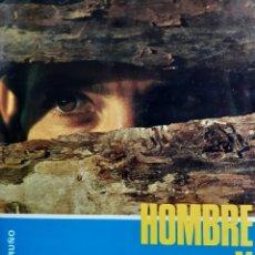 Libros de segunda mano: HOMBRE Y CRISTIANO PATROCINADO POR EL INSTITUTO SAN PIO X DE SALAMANCA BRUÑO 1971. Lote 289948663