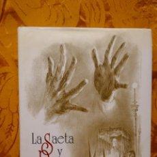 Libros de segunda mano: LA SAETA Y LA PASION, EMILIO PINEDA, FRANCISCO BORRAS. Lote 292332973