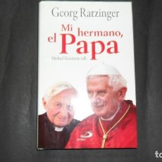 Libros de segunda mano: MI HERMANO, EL PAPA, GEORG RATZINGER, ED. SAN PABLO. Lote 293737603