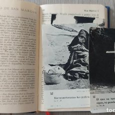 Libros de segunda mano: ANTIGUO LIBRO - LOS CUATRO EVANGELIOS - 1961 - JOSE MARIA BOVER Y FELIX PUZO - INCLUYE ALGUNA ESTAMP. Lote 293904643