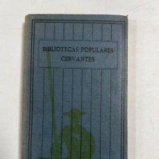 Libros de segunda mano: DE LOS NOMBRES DE CRISTO. LIBRO II. FRAY LUIS DE LEON. COMPAÑIA IBERO-AMERICANA. PAGS: 162. Lote 294172113