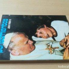Libros de segunda mano: PENSAMIENTOS / JUAN PABLO II / SECRETARIADO TRINITARIO SALAMANCA / AL77. Lote 294943148