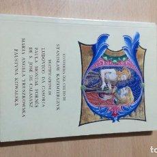 Libros de segunda mano: BEATIFICACION DE S JOSE DE CALAZANZ Y OTROS / PIAZZA SAN PETRO 1993 / / ALL43. Lote 294943523