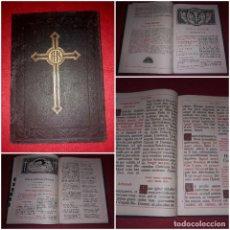 Libros de segunda mano: MISSAE DEFUNCTORUM EX MISSALI ROMANO BARCINONE ( NO TIENE FECHA IMPRESA ). Lote 296009603