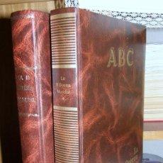 Libros de segunda mano: LA SEGUNDA GUERRA MUNDIAL 50 AÑOS DESPUES DOS TOMOS. Lote 26524397