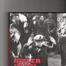 Libros de segunda mano: LIBRO HITLER APLASTA POLONIA - SEGUNDA GUERRA MUNDIAL. Lote 26544765