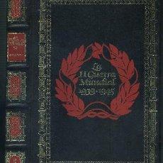 Libros de segunda mano: LA II GUERRA MUNDIAL 1939-1945. Nº8. GUADALCANAL. A-GUE-807. Lote 20348002