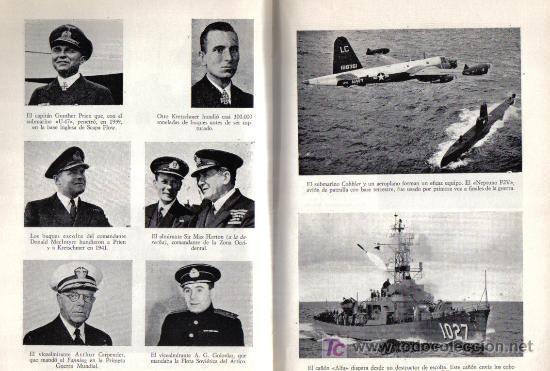 Libros de segunda mano: 8 páginas fotos en blanco y negro. - Foto 2 - 26992581