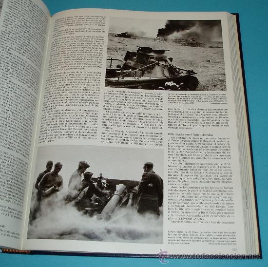Libros de segunda mano: ASI FUE LA SEGUNDA GUERRA MUNDIAL. TOMO 2. (ENERO 1941- MARZO 1942) - Foto 3 - 23562998