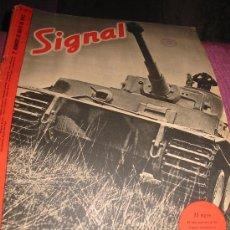 Libros de segunda mano: SIGNAL Nº 10. MAYO 1.943. CASTELLANO.. Lote 27517821