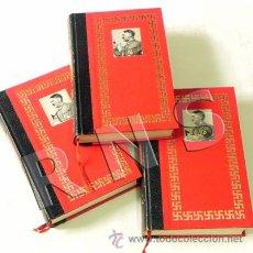 Libros de segunda mano: VIDA FANTÁSTICA DE ADOLFO HITLER LIBROS 3 VOL NAZIS BIOGRAFÍA II GUERRA MUNDIAL LIBRO HISTORIA ADOLF. Lote 26896666