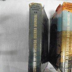 Libros de segunda mano: HISTORIA DE LA II GUERRA MUNDIAL. TESTIMONIO COMPLETO EN FOTOGRAFÍAS Y RELATOS. 1969 RM34831. Lote 27942644