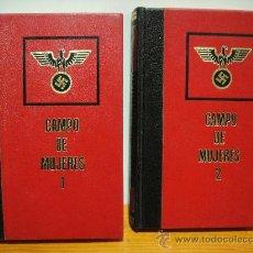 Libros de segunda mano: CAMPO DE MUJERES CIRCULO DE AMIGOS DE LA HISTORIA. Lote 28501430
