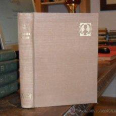 Libros de segunda mano: CANARIS. JEFE DEL SERVICIO SECRETO ALEMÁN. CANARIS. JEFE DEL SERVICIO SECRETO ALEMÁN. 1956. Lote 28847451
