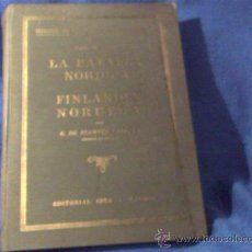 Libros de segunda mano: HISTORIA DE LA SEGUNDA GUERRA MUNDIAL. TOMO III. 1940. LA BATALLA NORDICA. FINLANDIA. NORUEGA.. Lote 30378819