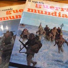 Libros de segunda mano: DOS TOMAZOS - LA SEGUNDA GUERRA MUNDIAL- ARGOS. Lote 31836134