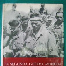Libros de segunda mano: LA SEGUNDA GUERRA MUNDIAL. 2ª PARTE. LA GUERRA MUNDIAL 1945_43. Lote 33384915