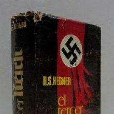 Libros de segunda mano: EL TERCER REICH. Lote 34969549