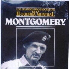 Libros de segunda mano: MONTGOMERY - LOS GRANDES PROTAGONISTAS DE LA II GUERRA MUNDIAL Nº 6 ORBIS 1985 AÑOS 80 - NUEVO -. Lote 35042212