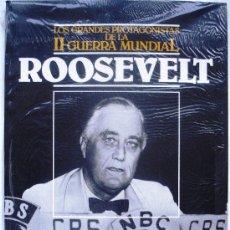 Libros de segunda mano: ROOSEVELT - LOS GRANDES PROTAGONISTAS DE LA II GUERRA MUNDIAL Nº 7 ORBIS 1985 AÑOS 80 - NUEVO -. Lote 35042240