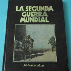 Libros de segunda mano: LA SEGUNA GUERRA MUNDIAL. TOMO 2. BIBLIOTECA ALCAR. Lote 37402805