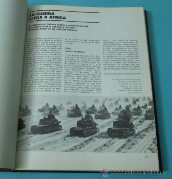 Libros de segunda mano: LA SEGUNA GUERRA MUNDIAL. TOMO 2. BIBLIOTECA ALCAR - Foto 2 - 37402805