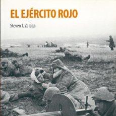 Libros de segunda mano: EL EJÉRCITO ROJO. Lote 37180464