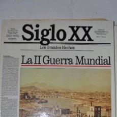 Libros de segunda mano: LOS GRANDES HECHOS DEL SIGLO XX. VOLUMEN 12. LA II GUERRA MUNDIAL TOMO IV (1945). RM62316. Lote 37715869