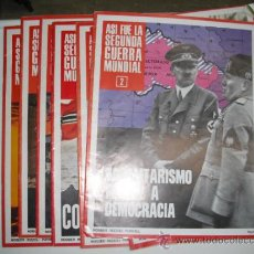 Libros de segunda mano: ASI FUE LA SEGUNDA GUERRA MUNDIAL NOGUER RIZZOLI. Lote 37755507