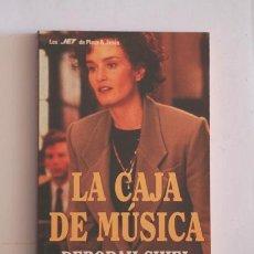 Libros de segunda mano: LA CAJA DE MÚSICA DE DEBORAH CHIEL 1994. Lote 38533327