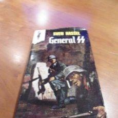 Libros de segunda mano: GENERAL SS SVEN HASSEL EDICIONES GP 1972 II GUERRA MUNDIAL. Lote 39094321