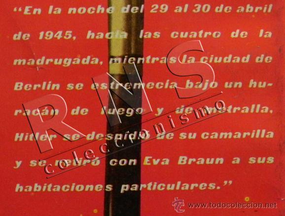 Libros de segunda mano: HITLER NO HA MUERTO - LIBRO ROGER MARCH - ADOLF HISTORIA II GUERRA MUNDIAL NAZI NAZIS MISTERIO 2ª GM - Foto 2 - 40001546