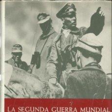 Libros de segunda mano: LA SEGUNDA GUERRA MUNDIAL EN FOTOGRAFÍAS Y DOCUMENTOS. 3 VOLS. (PLAZA & JANÉS EDS, 1965-1980). Lote 40050041