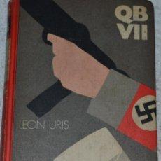 Libros de segunda mano: QB VII-LEON URIS-CÍRCULO DE LECTORES-1973. Lote 40639665