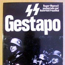 Libros de segunda mano: GESTAPO. Lote 40797649